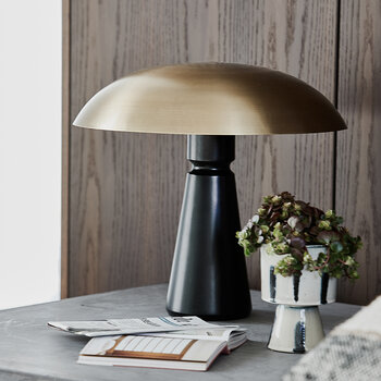 Thane Table Lamp - Brass