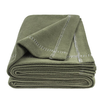 Soft-Greeny Throw - 140x190cm - Military
