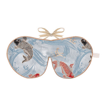Limited Edition Eye Mask - Carp Brocade