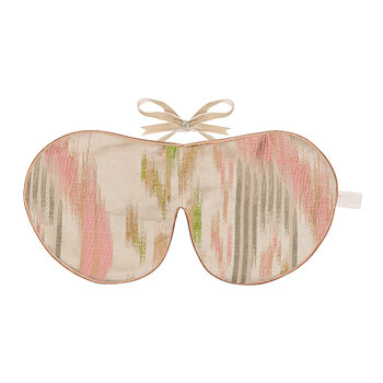 Limited Edition Eye Mask - Ikat Lavender