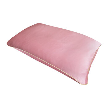 Pure Mulberry Silk Pillowcase - Rose