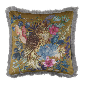 Halcyon Cushion - 55x55cm - Gold