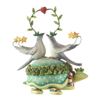 12 Days Tree Decoration - 2 Turtle Doves