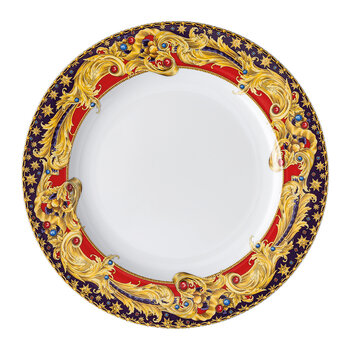 Christmas Barocco Dinner Plate
