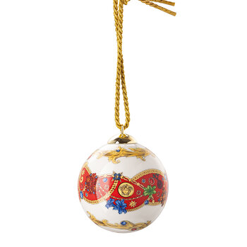 Christmas Barocco Ball Tree Decoration