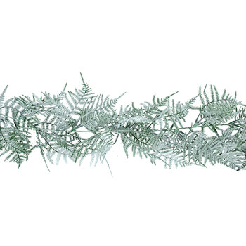 Two Tone Fern Garland