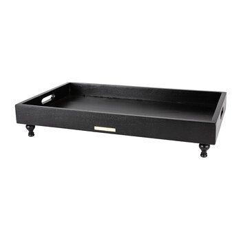 Wooden Tray - Black