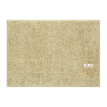 Plain Bath Mat - Sand