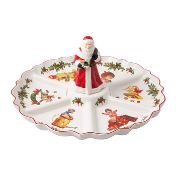 Toy's Fantasy Carbaret Serving Plate - Nostalgia