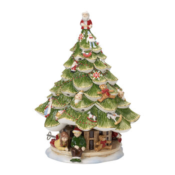 Christmas Toy's Memory Tree Music Box
