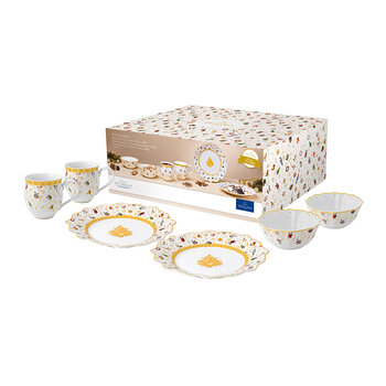 Toys Delight Breakfast for 2 Set - 6 Pieces - Anniversary Edition