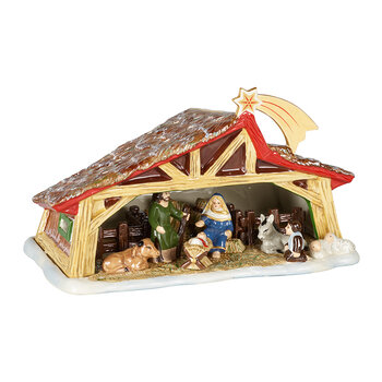 Christmas Toy's Memory Nativity Set Ornament