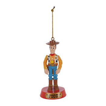 Woody Nutcracker Tree Decoration