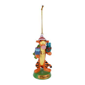 Tigger Nutcracker Tree Decoration