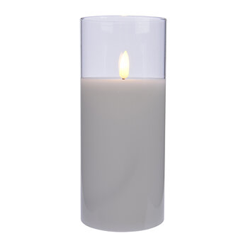 LED Candle - White
