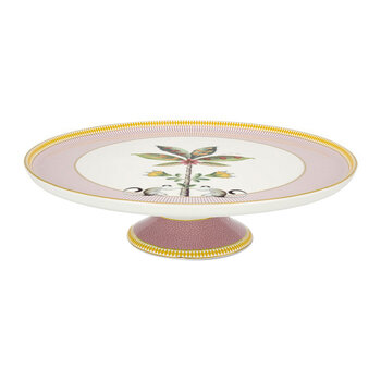 Majorelle Cake Stand - Pink