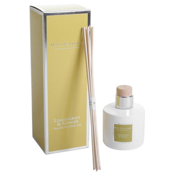 Classic Collection Reed Diffuser - 150ml - Lemongrass & Ginger
