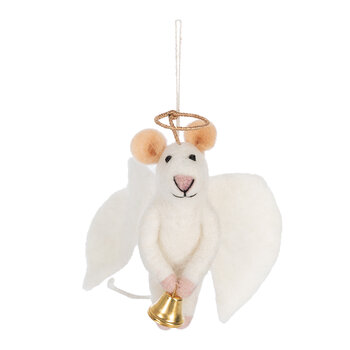 Angelica Mouse Tree Decoration
