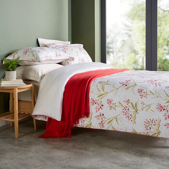 Malverley Duvet Set - Red