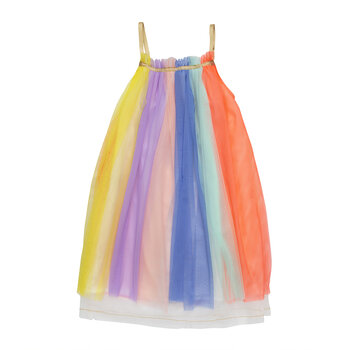 Rainbow Girl Children's Dress Up
