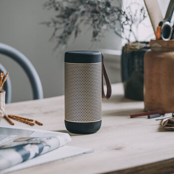 aCoustic Bluetooth Speaker - Black