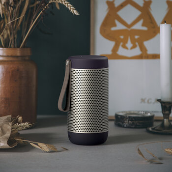 aCoustic Bluetooth Speaker - Urban Plum