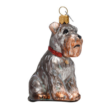 Little Schnauzer Tree Decoration
