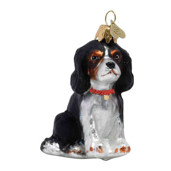 Little King Charles Spaniel Tree Decoration