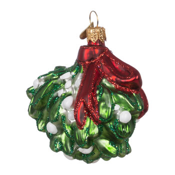 Little Mistletoe Tree Decoration