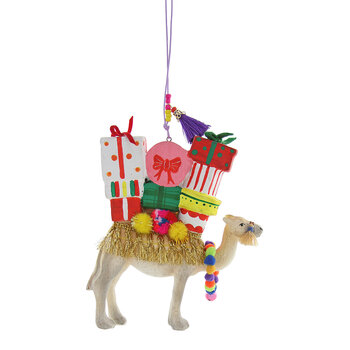 Merriment Camel Tree Decoration