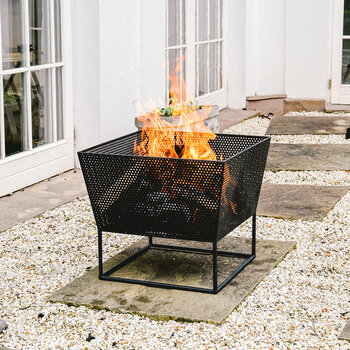 Norfolk Firebowl - Black
