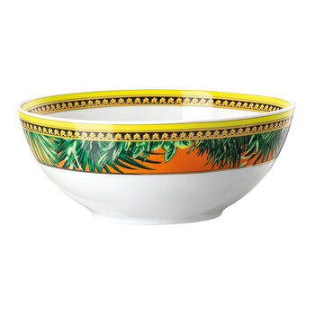 Jungle Animal Wild Cereal Bowl