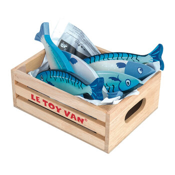 Fresh Fish Wooden Toys