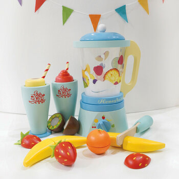 'Fruit & Smooth' Blender Set Wooden Toy