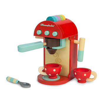 Café Machine Wooden Toy