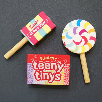 Kids Sweets & Candy Toy Set