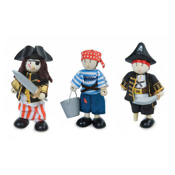 Kids Pirates Budkins