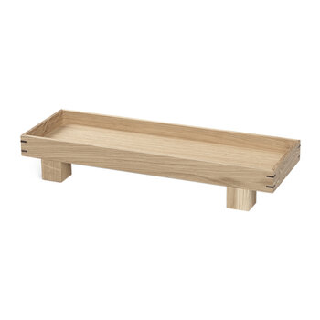 Bon Wooden Tray - Extra Small - Oak