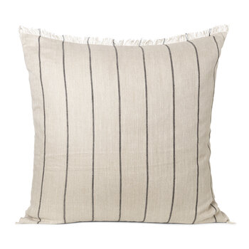 Calm Pillow - Camel/Black