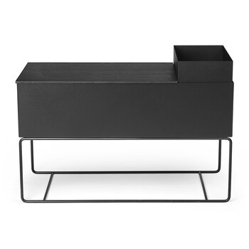 Plant Box - Large - Black