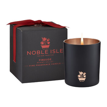 Fireside Fine Fragrance Candle