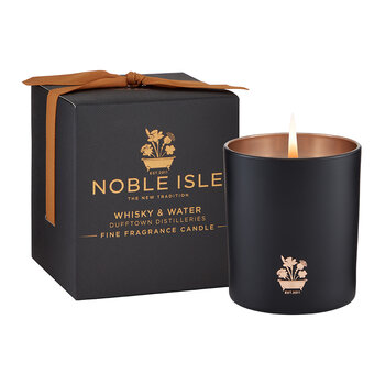 Whisky & Water Fine Fragrance Candle