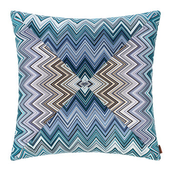 AMARA Exclusive Jarris Pillow - Blue