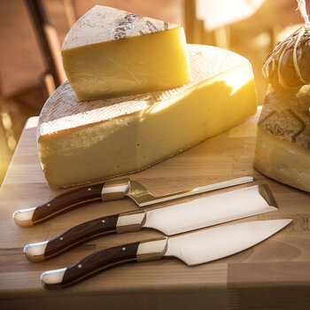 Fromager Cheese Knife Set - Dark