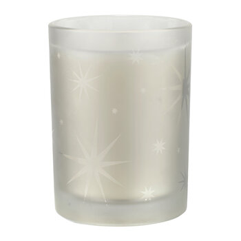 Boxed Glass Candle - Ever Green