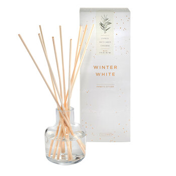 Christmas Scented Diffuser - 90ml - Winter White