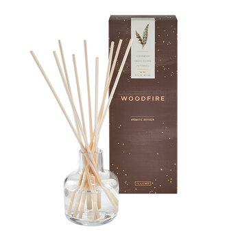 Christmas Scented Diffuser - 90ml - Woodfire