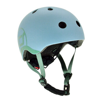 Kids Helmet - Steel