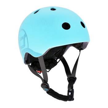 Kids Helmet - Blueberry