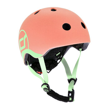 Kids Helmet - Peach